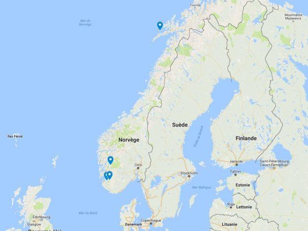 Roadtrip en Norvège - Mes 4 points d'intérêt