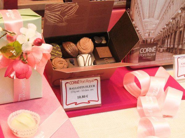 Visiter Bruxelles passe également par ses magasins de chocolat