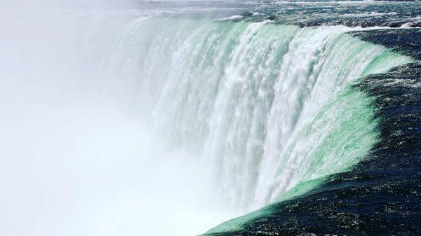 Chutes du Niagara - les Horseshoe Falls