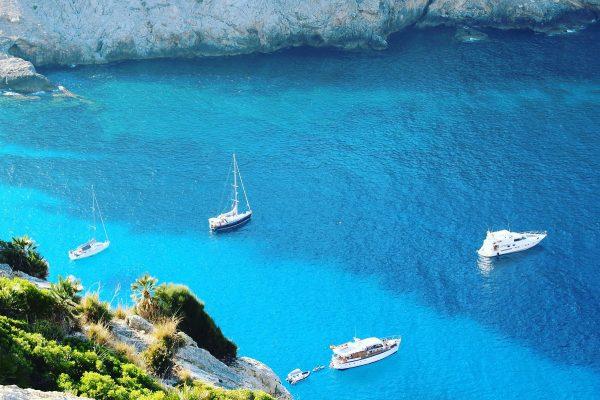 Baie de Formentor - Majorque