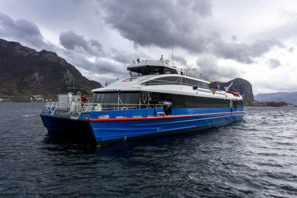 Croisière sur le Lysefjord