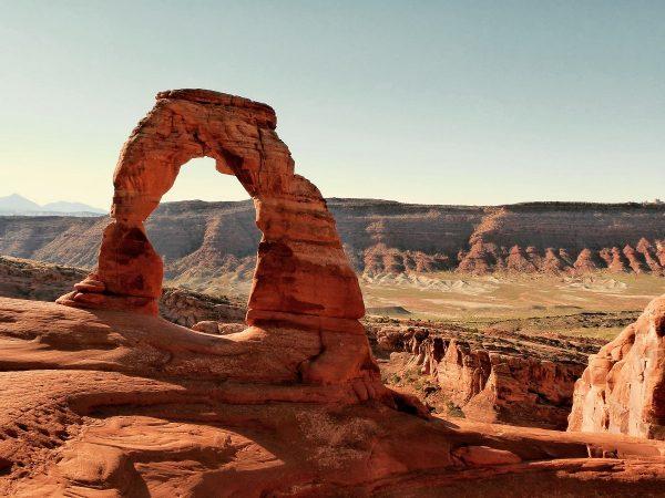 La randonnée de la Delicate Arch qui mène à l'arche emblématique de l'Utah