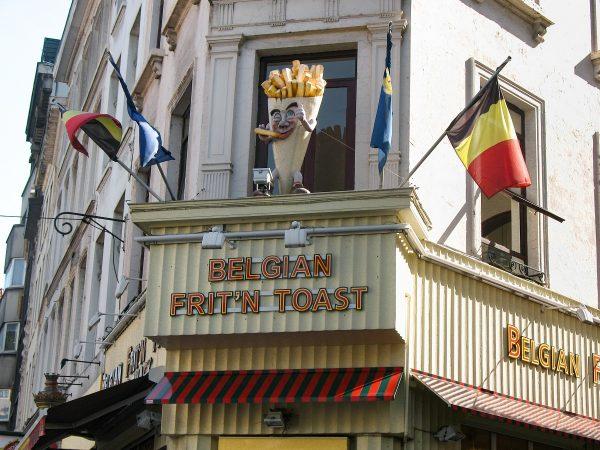 Les friteries en Belgique : un incontournable