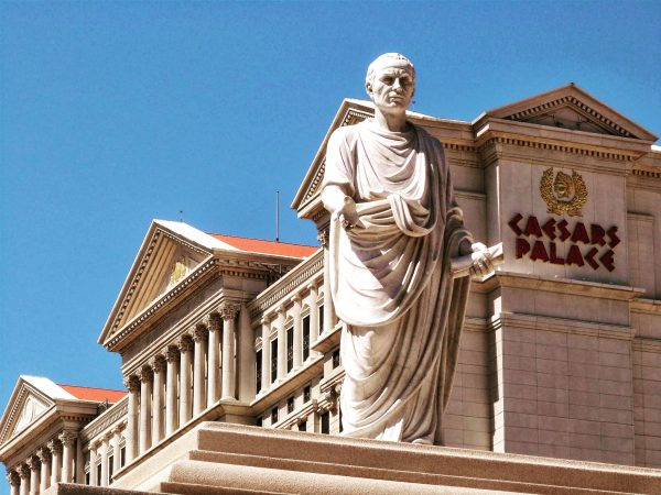 Le Caesar Palace à Las Vegas