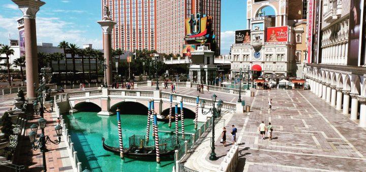 Le Venetian à Las Vegas