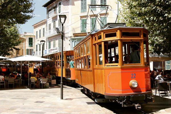 Tram de Soller - Majorque