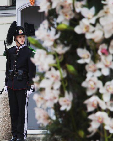 La garde royale à Oslo