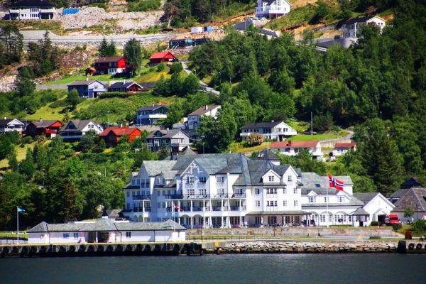 Le Quality Hotel Voringfoss à Eidfjord