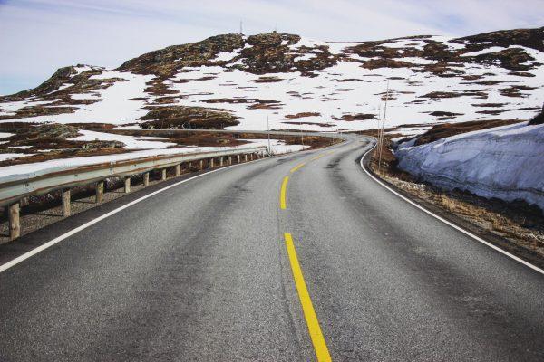 Roadtrip en Norvège