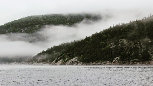 Fjord du Saguenay - Tadoussac