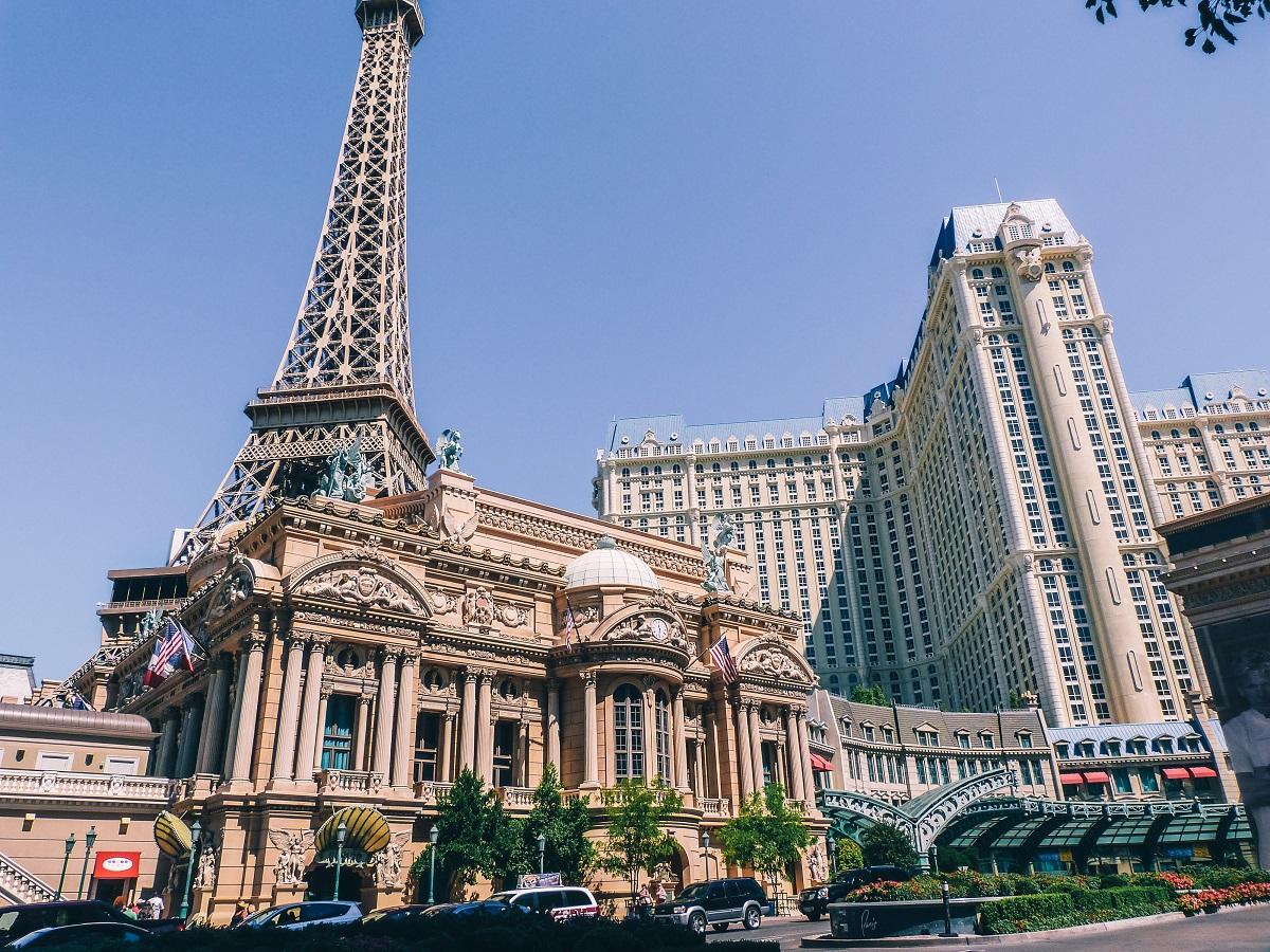 La Tour Eiffel de Las Vegas