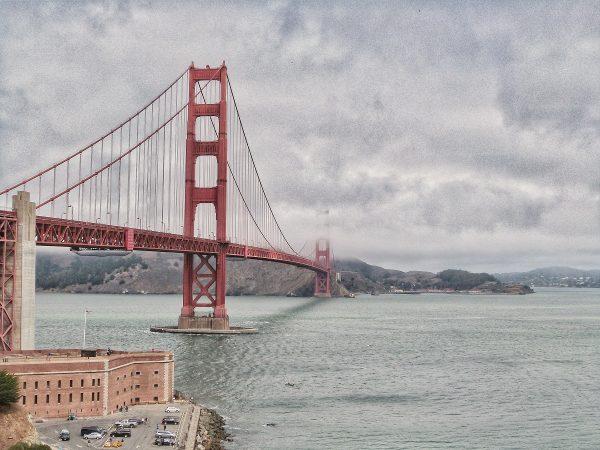 Louer des vélos à San Francisco : la traversée du pont du Golden Gate !
