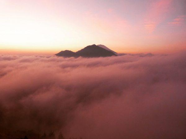 L'ascension du Mont Batur à Bali