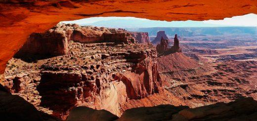 Mesa Arch à Canyonlands