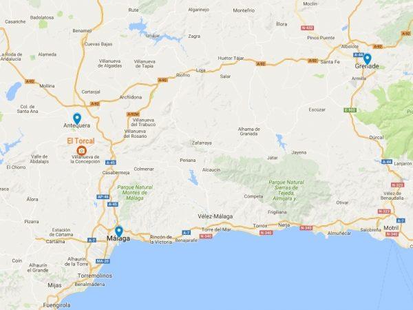 El Torcal de Antequera : une étape nature entre Malaga et Grenade