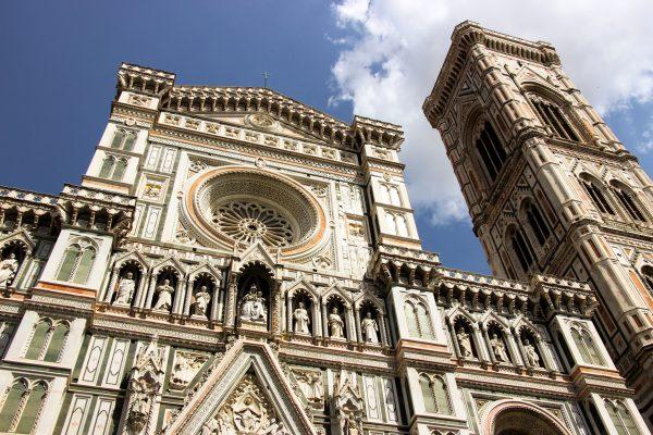 Visiter Florence : La cathédrale Santa Maria del Fiore