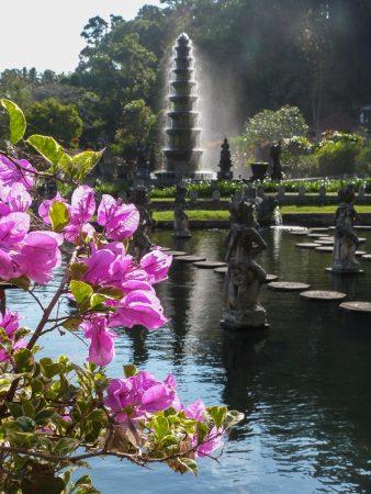 Tirta Gangga à Bali