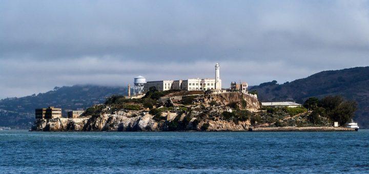 La visite de la prison d'Alcatraz