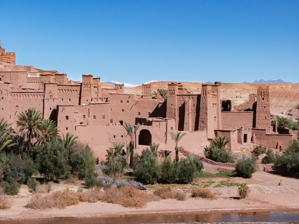 Le ksar d'Aït Ben Haddou : magnifique village fortifié du Maroc