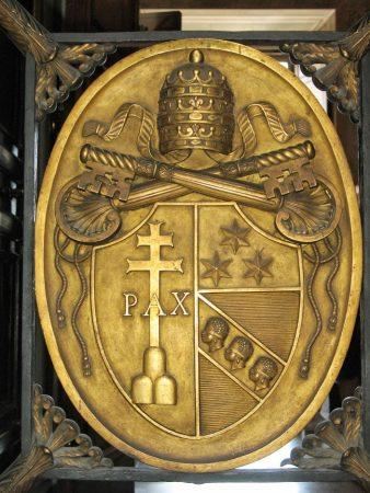 Insigne du Vatican