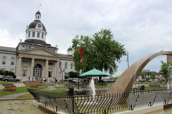 Hôtel de ville de Kingston en Ontario