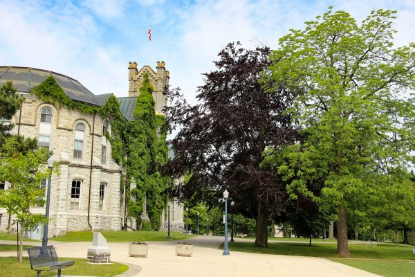 Le Queen's College de Kingston dans l'Ontario