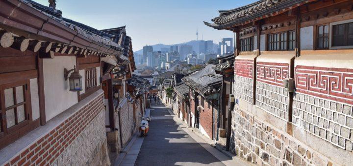 Le mélange de tradition et de modernité à Séoul