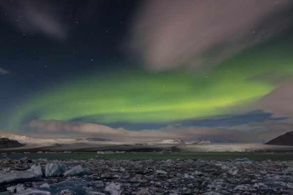 Voyage en Islande en Novembre : la possibilité de voir des aurores boréales !