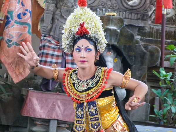 La danse du barong à Bali