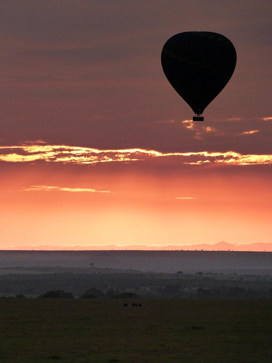 montgolfiere kenya