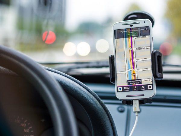 Se guider avec un GPS en voyage