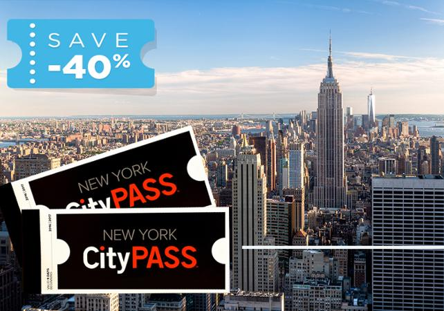 City-pass touristique de New-York