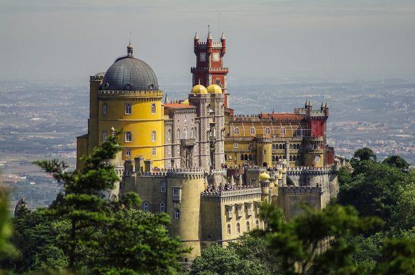 Le palais de Sintra