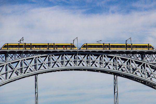 Mes 3 spots photo favori du Ponte Luis I de Porto