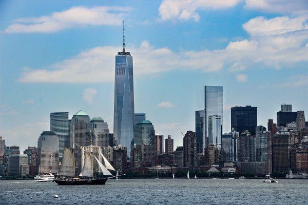 Visiter Ellis Island et Liberty Island : l'occasion de disposer d'une vue sur le sud de Manhattan