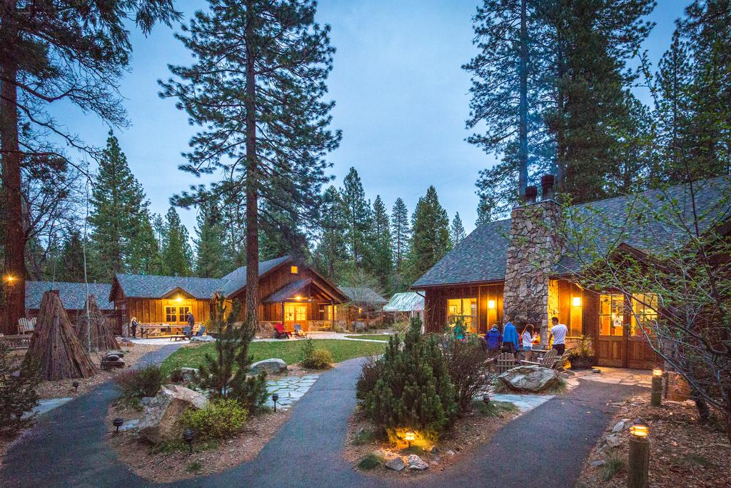 L'Evergreen Lodge à Yosemite