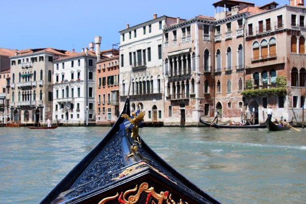 La balade en gondole à Venise : tout un symbole !