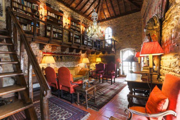 La maison d'hôte Torre de Mayes à Obidos