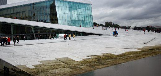 Visiter l'opéra d'Oslo : un bâtiment à l'architecture moderne !