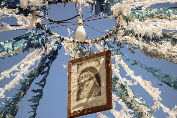 La célébration de Sainte Catherine de Palma à Valldemossa en juillet
