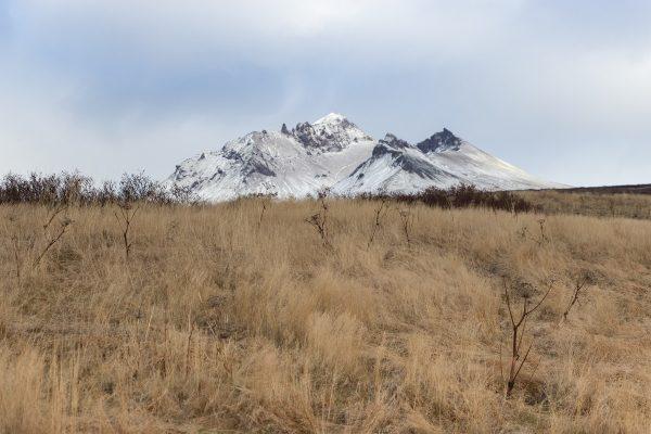 Une montagne du parc Skaftafell