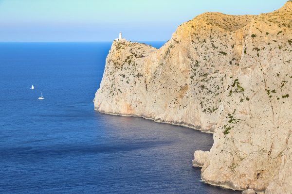 Le phare du Cap de Formentor à Majorque