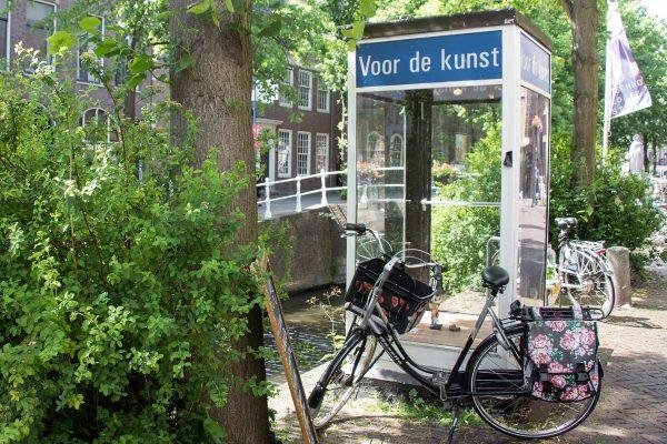 """Le """"plus petit musée du monde"""" à Delft"""