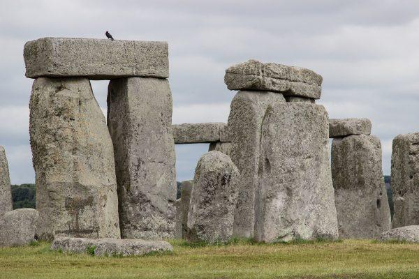 Les pierres de Stonehenge et leurs linteaux caractéristiques
