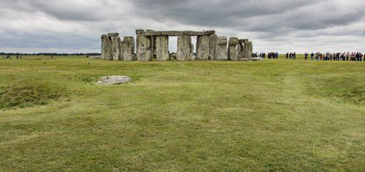 Visiter Stonehenge en Angleterre et son célèbre cercle de pierres