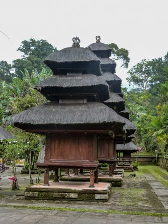 Le temple Batukaru à Bali