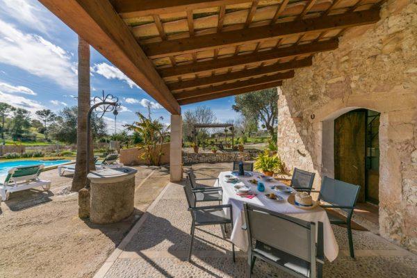 La villa Finca Joan Rabassa à Majorque