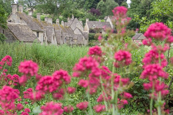 L'Arlington Row Entrance de Bibury