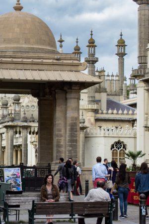Le Royal Pavilion, à 2 pas du centre-ville animé de Brighton