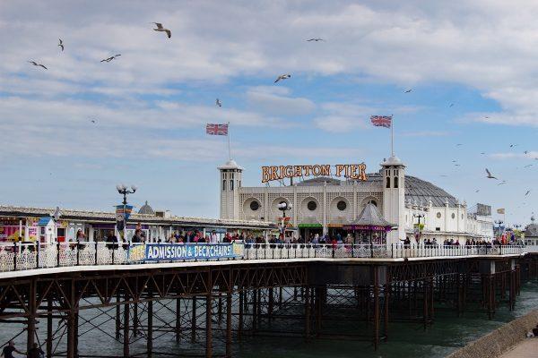 Visiter Brighton et son emblématique Pier